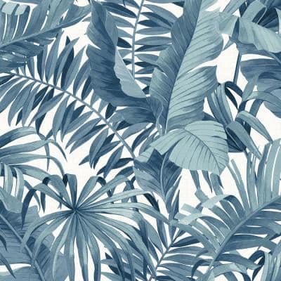 Blue Maui Blue Wallpaper Sample