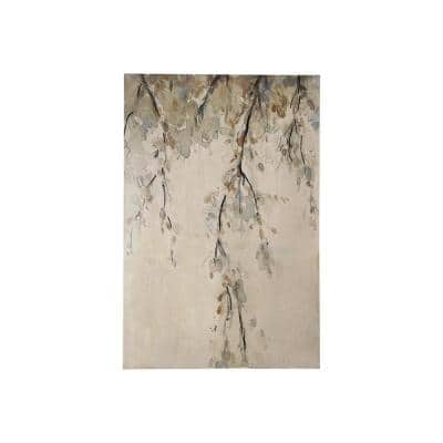 Casual Shade I Canvas Nature Print 42 in. x 28 in.