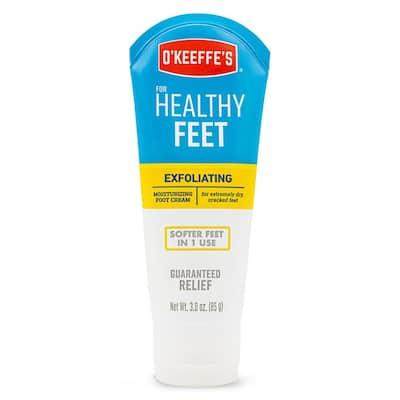 3oz. Healthy Feet Exfoliating Foot Cream (5-Pack)