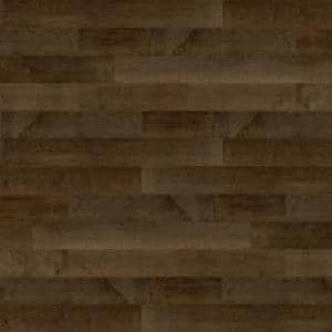 Heritage Mocha 3/8 inch Thick x 6 in. W x Vary Length Engineered Maple Hardwood Flooring (31.5 sq. ft./case)