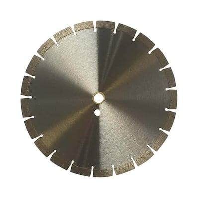 12 in. Segmented Diamond Saw Blade for Concrete and Masonry