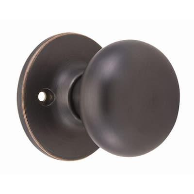 Cambridge Oil-Rubbed Bronze Dummy Door Knob