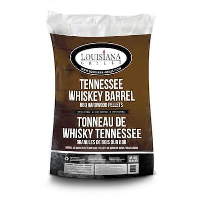 40 lb. Tennessee Whiskey Barrel Hardwood Pellets