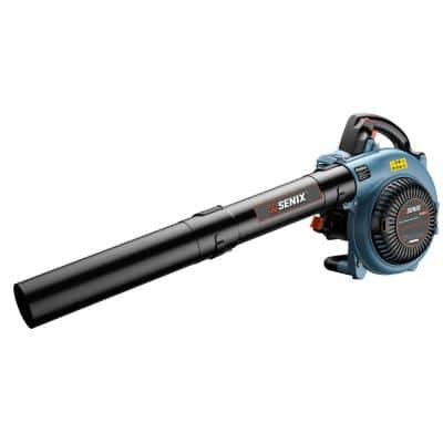 125 MPH 410 CFM 26.5 cc Gas 4-Cycle Handheld Blower