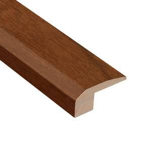 Brazilian Chestnut Kiowa 1/2 in. Thick x 2-1/8 in. Wide x 78 in. Length Carpet Reducer Molding
