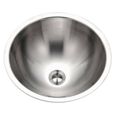 Round Drop In Bathroom Sinks Bathroom Sinks The Home Depot