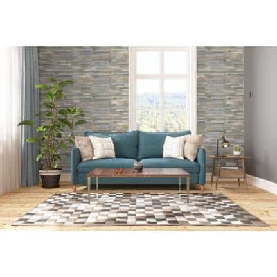 Malibu Honey Panel 6 in. x 24 in. Natural Quartzite Wall Tile (10 cases / 80 sq. ft. / pallet)