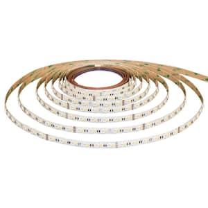 RibbonFlex Pro 8.2 ft. (2.5 m) Multi-Color and White LED Tape Light 60 Plus 60 LEDs