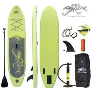 10.75 ft. Inflatable Stand-Up Paddle Board Kit