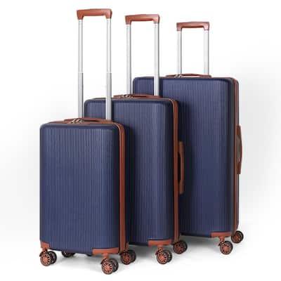 HIKOLAYAE Family Weekender Spinner Set - Indigo Blue