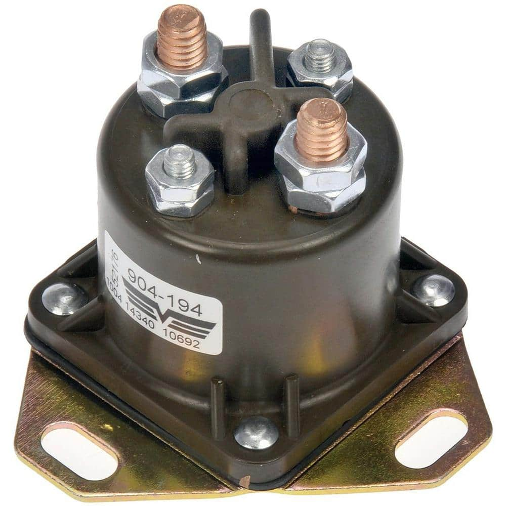 Oe Solutions Glow Plug Relay 904 194 The Home Depot