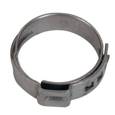 1 in. PEX Barb Stainless Steel Clamp (10-Pack)