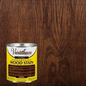 1 qt. Honey Classic Wood Interior Stain