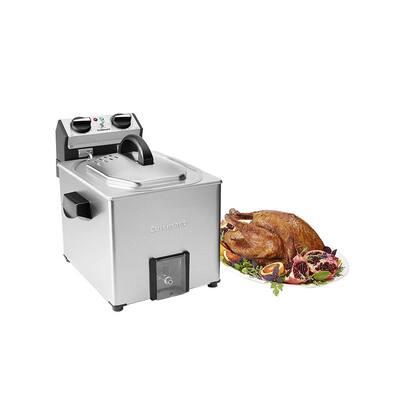 Extra-Large Rotisserie Deep Fryer