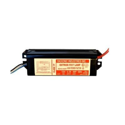 Octron 17-Watt T8 High Power Factor Magnetic Replacement Ballast for F17T8 Lamp