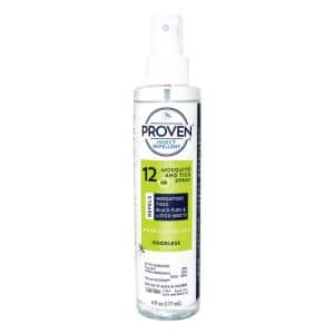 2 oz. Odorless 12 HR Insect Repellent Spray