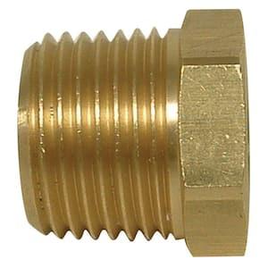 3/8 in. MIP x 1/8 in. FIP Brass Bushing Fitting