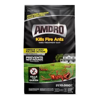 5 lbs. Fire Ant Killer Yard Treatment Bait