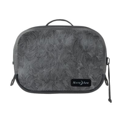 6.8 in. RunOff Waterproof Small Packing Cube in Charcoal
