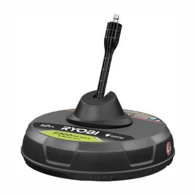 12 in. 2,300 PSI Electric Pressure Washers Surface Cleaner