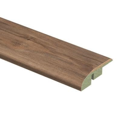 Lakeshore Pecan 1/2 in. Thick x 1-3/4 in. Wide x 72 in. Length Laminate Multi-Purpose Reducer Molding