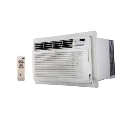 9800 BTU 230-Volt Through-the-Wall Air Conditioner with Heat and Remote