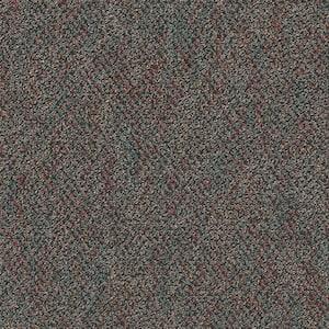 High Falls Broadway Loop 24 in. x 24 in. Carpet Tile (18 Tiles/Case)