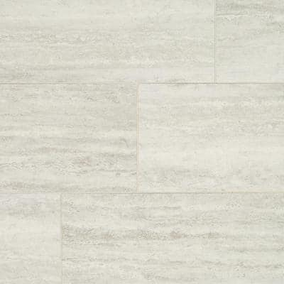 Stonehollow Mist 12 in. x 24 in. Glazed Porcelain Floor and Wall Tile (374.4 sq. ft./Pallet)