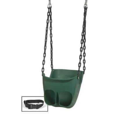 Commercial Grade Toddler Swing