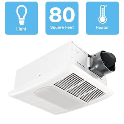 Heater Bath Fans Bathroom Exhaust, Bathroom Vent Heater And Light