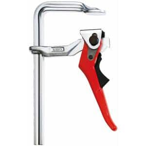 ClassiX International 20 in. Capacity Rapid Action Clamp with 4-3/4 in. Throat Depth