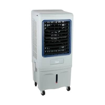 1300 CFM 3-Speed Portable Evaporative Cooler for 600 sq.ft.