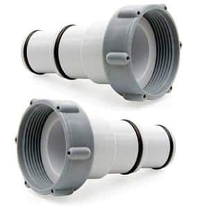 Replacement Hose Adapter A with Collar for Threaded Connection Pumps (Pair)