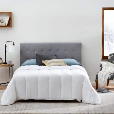 Medium Warmth Down Alternative Microfiber California King Comforter