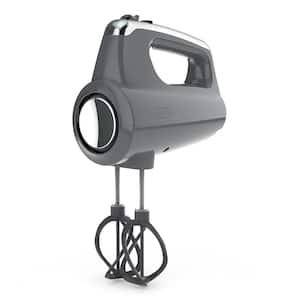 Helix Performance Premium 5-Speed Mixer Grey Hand Mixer