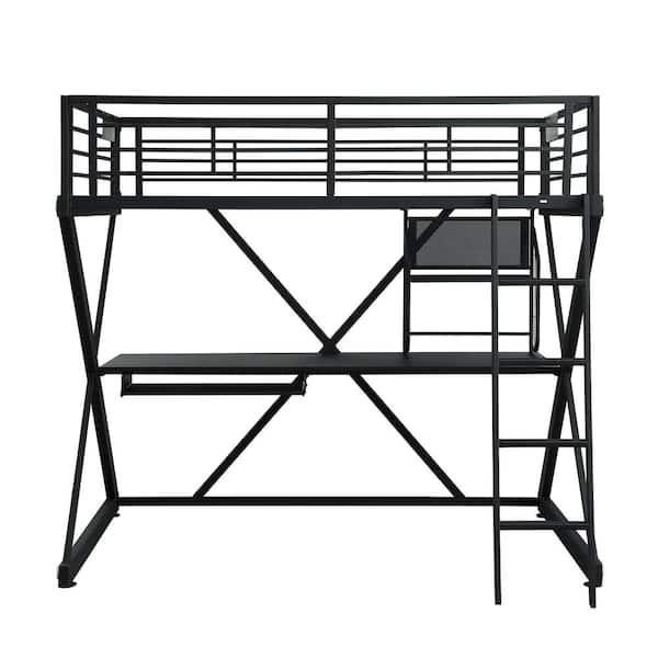 Powell Company Lorenz Loft Bed   The Home Depot
