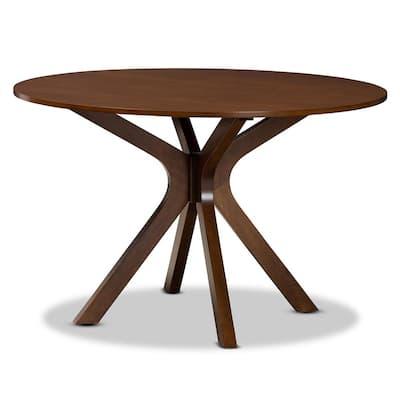 Kenji Walnut Dining Table
