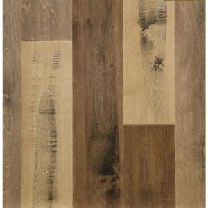 Homestead 0.28 in. T x 5 in. W x Varying Length Waterproof Engineered Hardwood Flooring (16.68 sq. ft. / case)