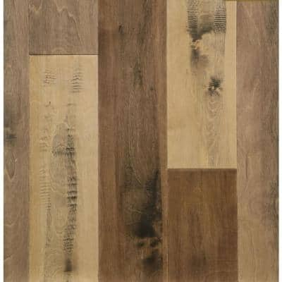 Homestead 0.28 in. T x 5 in. W x Varying Length Waterproof Engineered Hardwood Flooring (16.68 sq. ft. / case)