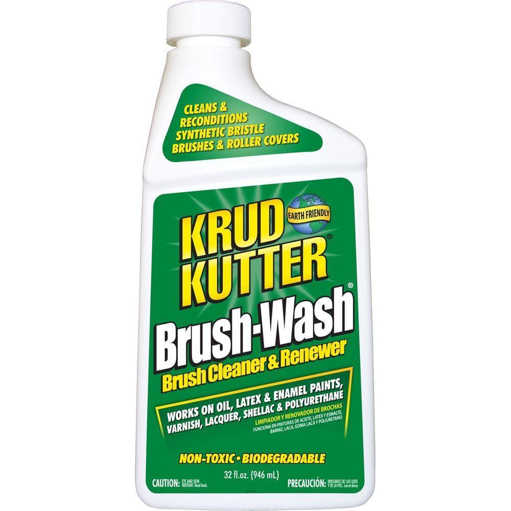 Krud Kutter 32 Oz Brush Wash And Renewer Bw326 The Home Depot