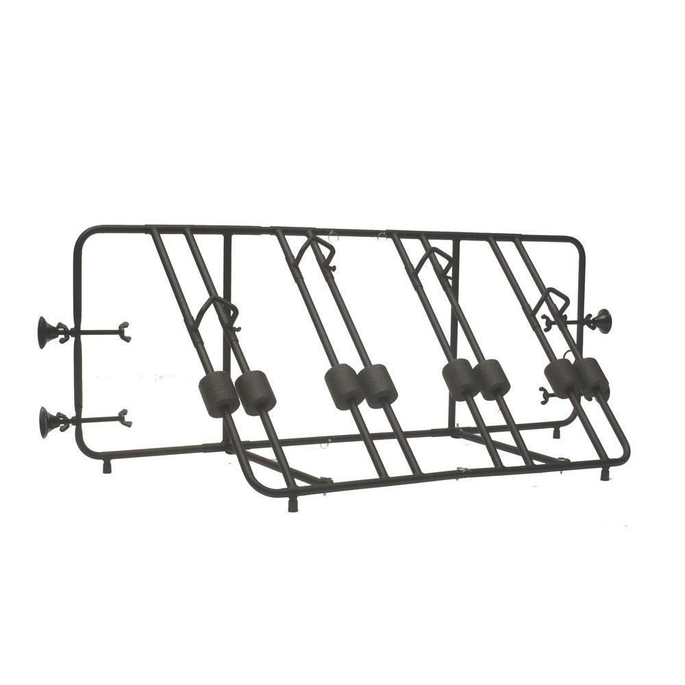 Truck Bed Bike Rack 4-Bike Carrier