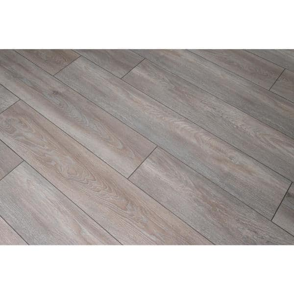 Home Decorators Collection Ackland Oak, How Thick Is 12mm Laminate Flooring