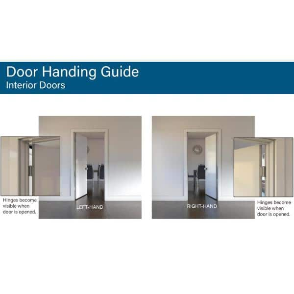 Jeld Wen 32 In X 80 In Conmore Milk Chocolate Stain Smooth Solid Core Molded Composite Interior Door Slab Thdjw236700215 The Home Depot