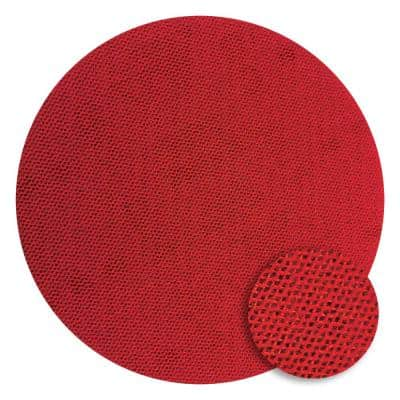 5 in. 80-Grit SandNet Disc with Free Application Pad (10-Pack)