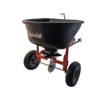 110 lb. Tow Broadcast Spreader