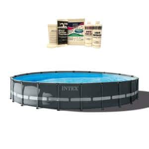16 ft. x 48 in. Ultra XTR Frame Above Ground Pool with Pump and Winterizing Kit