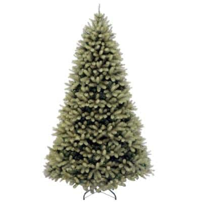 7-1/2 ft. Feel Real Downswept Douglas Fir Hinged Artificial Christmas Tree