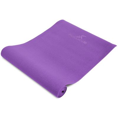 All Purpose Purple 72 in. x 24 in. x 0.25 in. Original Exercise Yoga Mat with Carrying Straps, Non Slip (12 sq. ft.)
