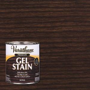 1 Qt. Kona Wood Interior Gel Stain (2-Pack)