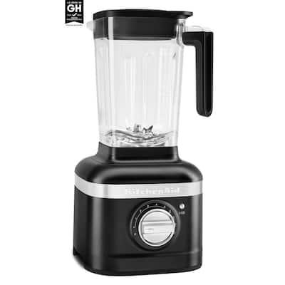 K400 56 oz. 5-Speed Matte Black Blender